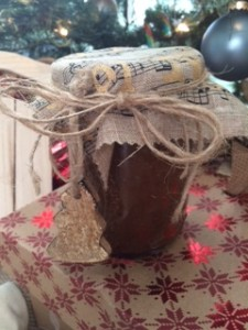 Brown Sugar Scrub Wrapped