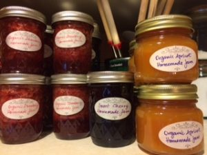 Jam first batch